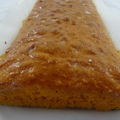 Muffin de mandarina