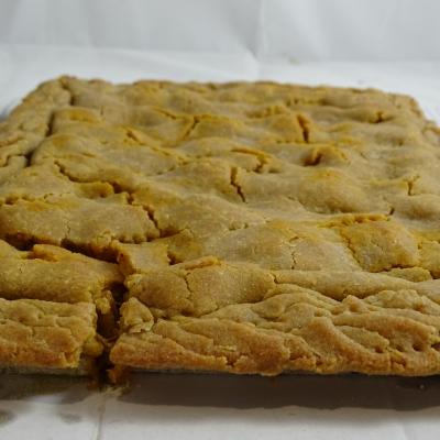 Empanada de maíz de zamburiñas