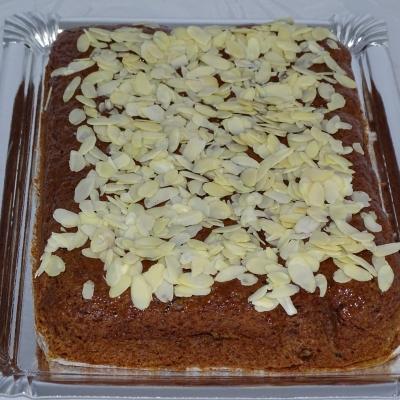 Cake integral